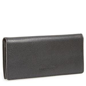 Longchamp Continental Wallet 'Veau'